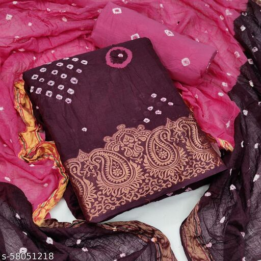 Kashvi Refined Kurti Fabrics