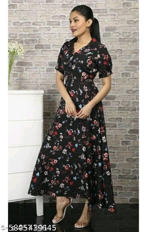 blackflowergownc Dress