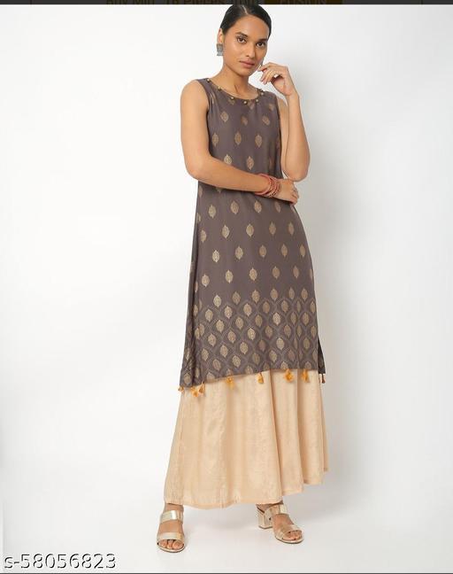 sirini fashions fusion brand stylish kurti