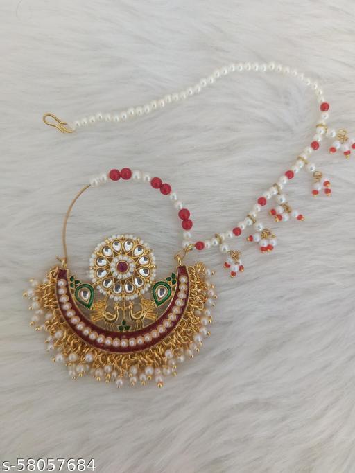 latest design big size rajputi nath for woman