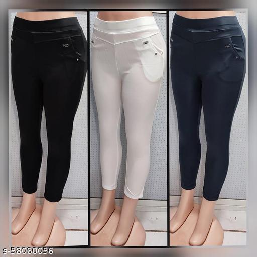 Stylish Elegant Women Women Trousers