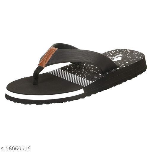 Spunk EVA Slip On Slipper Black
