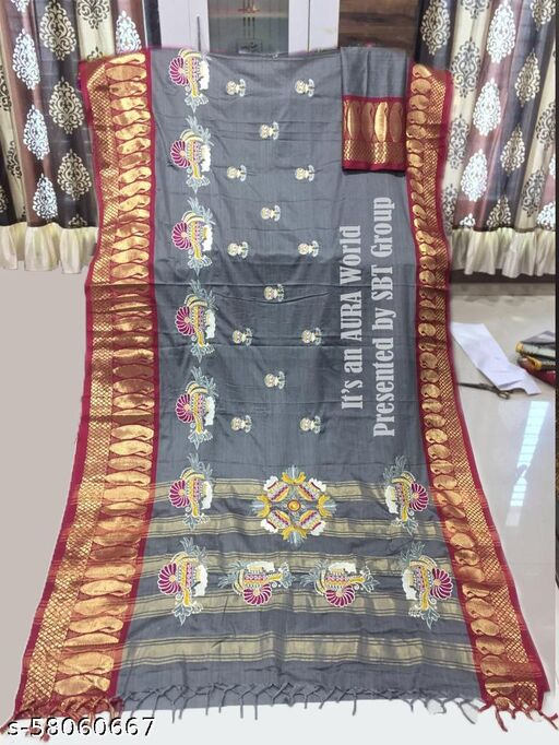 Premium Choice's Latest Heavy Jacquard Silk Sarees