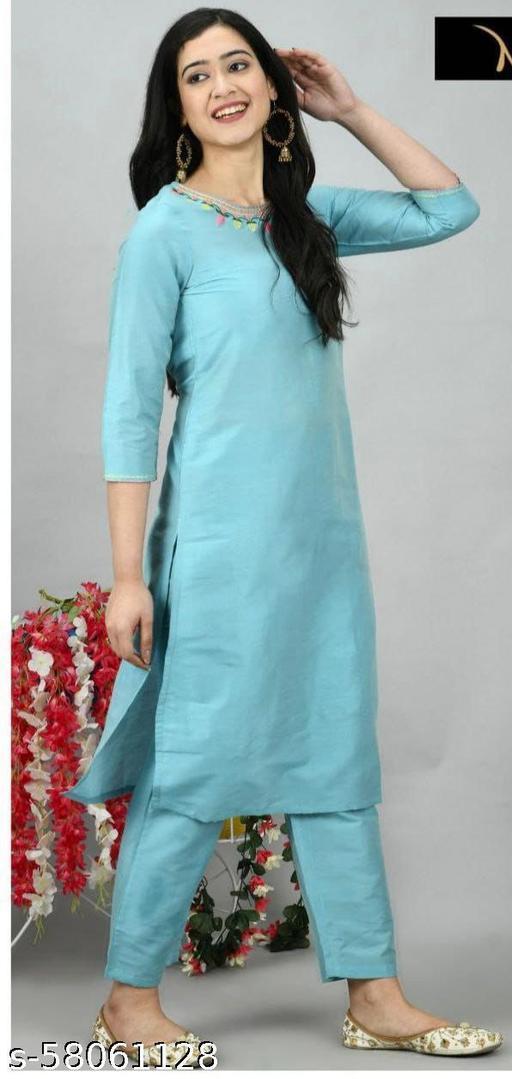 Harshucreation casual kurti set for women and girls