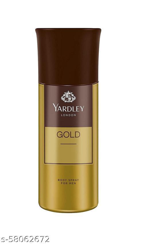 Yardley London Gold Body Spray 150ml Pack of 1