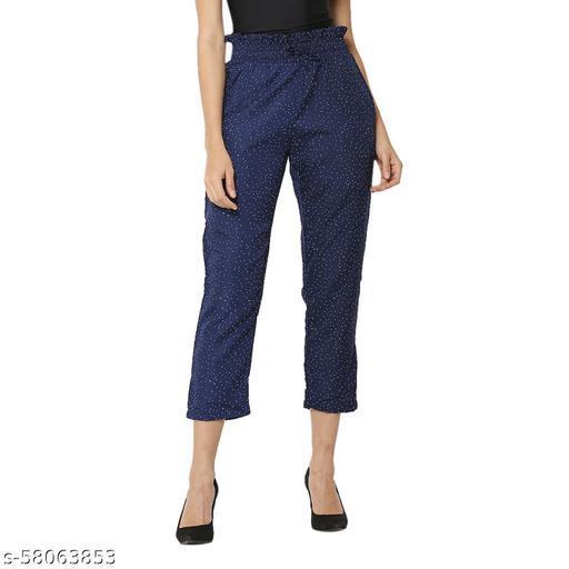 Women Trousers & Pants