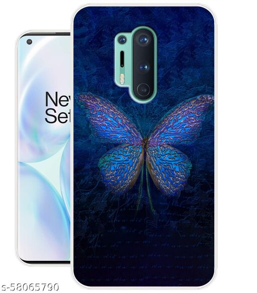 OnePlus 8 Pro Back Cover By Kalp