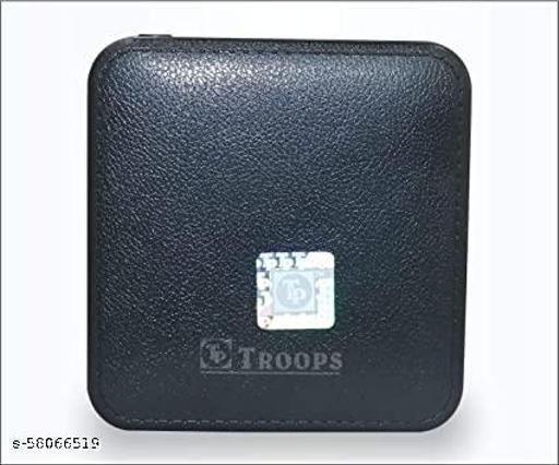 roops 6800 mAh Power Bank (Black)