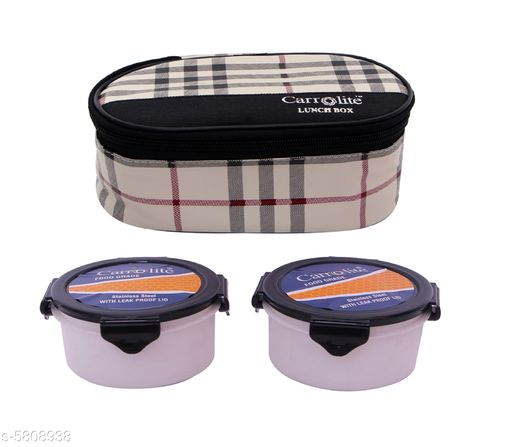 Lunch Boxes Classy Lunch Boxes Material: Plastic Pack: Pack of 1 Length: 21  Breadth: 10  Height: 9  Country of Origin: India Sizes Available: Free Size *Proof of Safe Delivery! Click to know on Safety Standards of Delivery Partners- https://ltl.sh/y_nZrAV3   Catalog Name: Free Gift Classy Lunch Boxes Vol 1 CatalogID_875281 C130-SC1260 Code: 712-5808938-