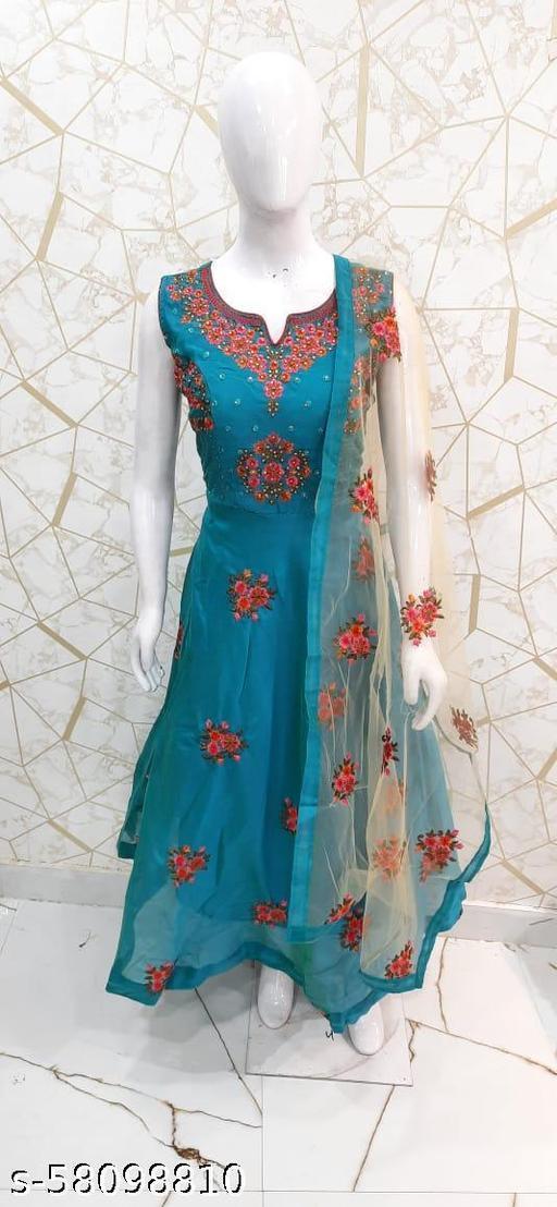 LONG FROCK MODEL Dresses