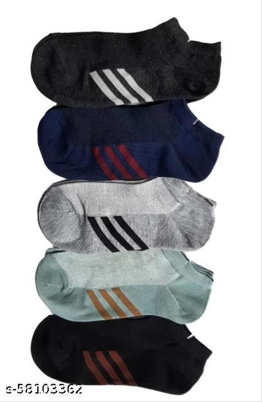 Low Ankle Socks for Men