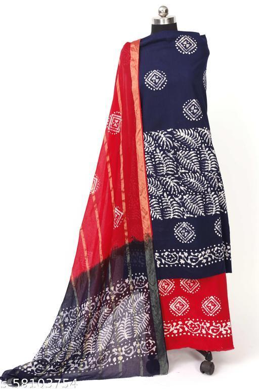 Trendy Sensational Salwar Suits & Dress Materials
