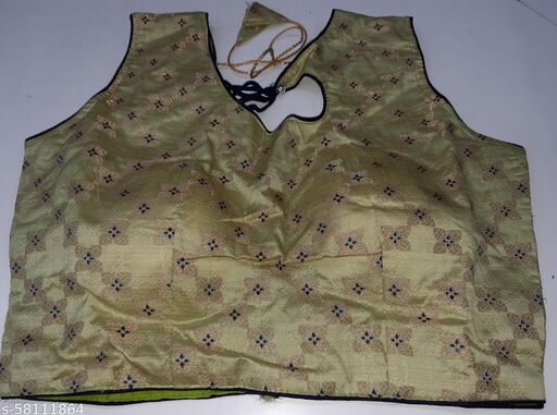 Steached Blouse Alterable