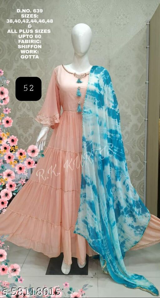 PARTYWEAR GOWN