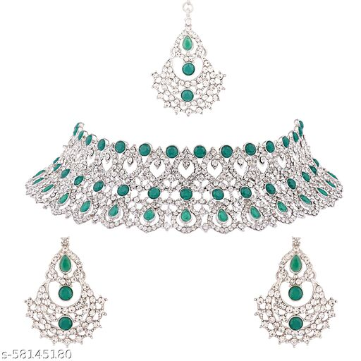 BRIDAL JEWELLERY SET FOR WOMEN'S AND GIRL'S