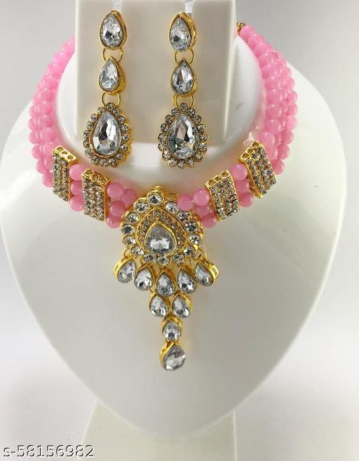 Brass Jewel Set