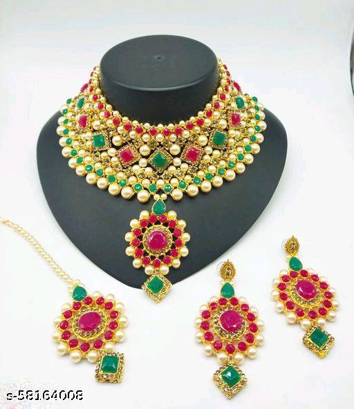 Diva Glittering Jewellery Sets
