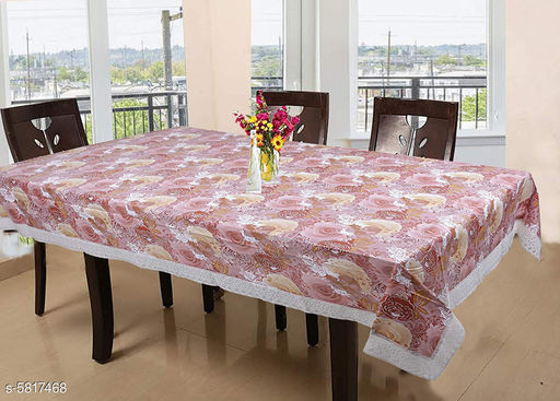 Trendy Stylish Pvc Table Cover
