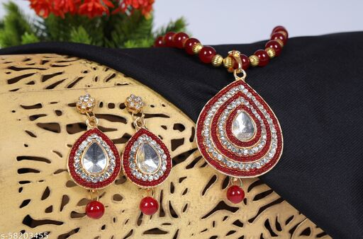 Gold Plated Jewellery Set for Women