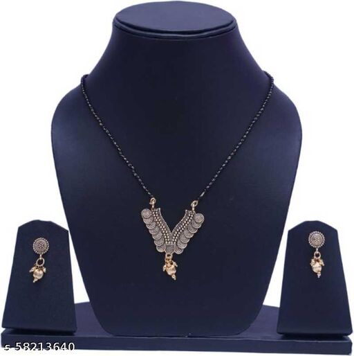 Fancy Dealz  Alloy Gold-plated Jewel Set  (Gold)