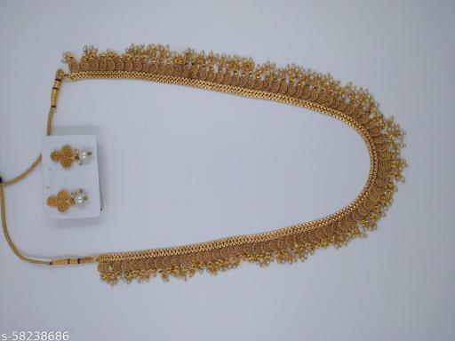 Copper high gold long haram