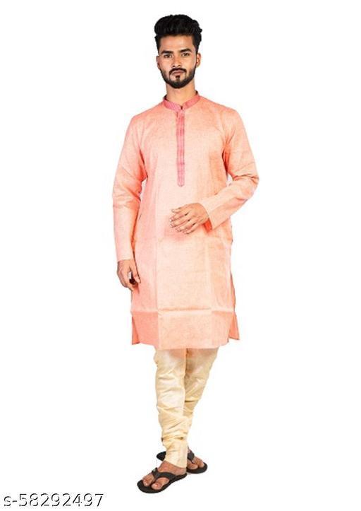 Shaan Stylish Collar Design Cotton Kurta for Men ( Party & Festive)