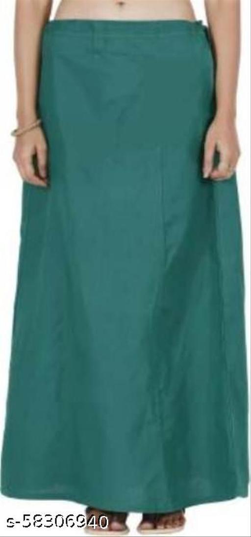 Petticoat cotton