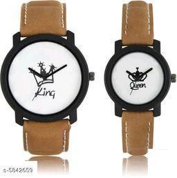 Trendy  Couple Watches
