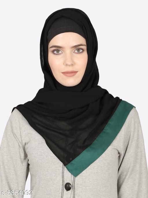 Attarctive Satin Women's Hijabs