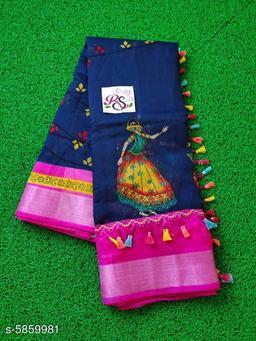 Aagam Drishya Sarees