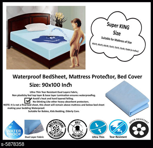 Useful Waterproof Mattress Protector