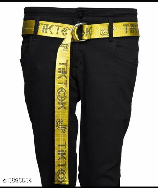 Voguish Synthetic Men Belts