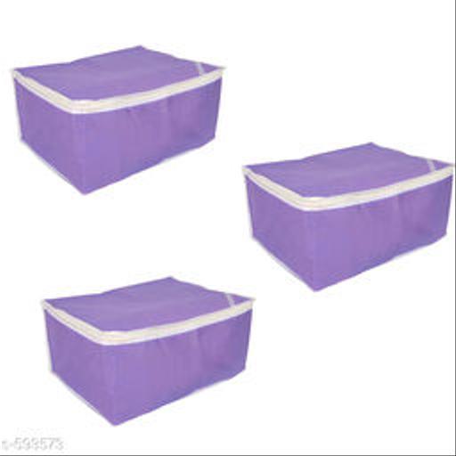 Useful Saree Organisers (Pack Of 2)