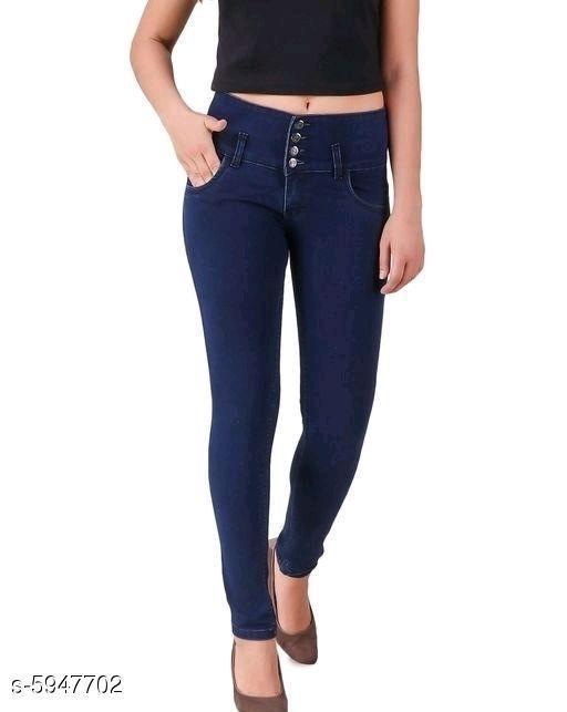 Trendy Women's Jeans