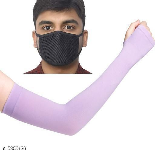Personal care Stylish Unisex Pollution Free Arm Sleeves & Gloves   *Fabric* Cotton  *Pattern* Solid  *Multipack* 1  *Sizes* Free Size  *Sizes Available* Free Size *   Catalog Rating: ★3.9 (30)  Catalog Name: Stylish Unisex Pollution Free Arm Sleeves & Gloves  CatalogID_900585 C89-SC1514 Code: 672-5953120-