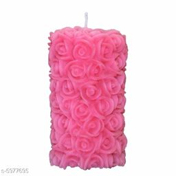 Beautiful Decorative Scented Candle