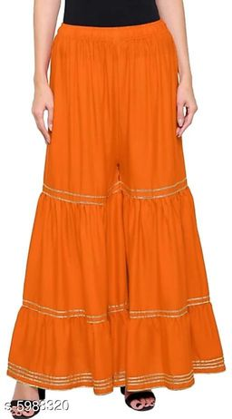 New Attractive Ethnic Sharara