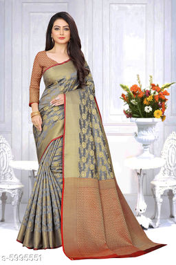 Trendy Women's Sarees