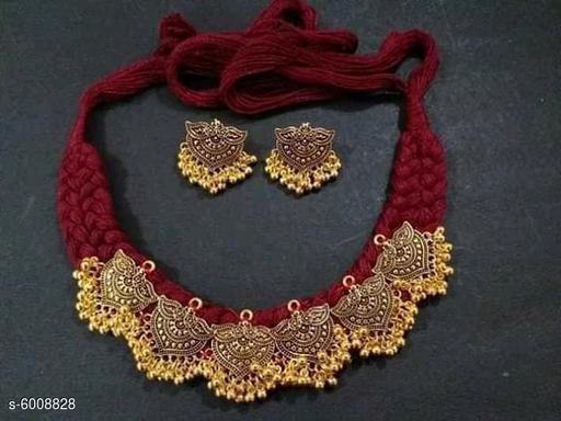New Trendy Women's Jewellery Set