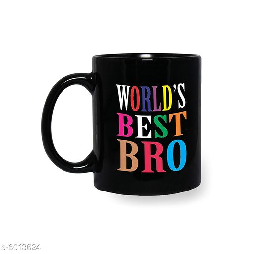 Accessories Stylish Mugs  *Material* Ceramic  *Pack* Pack of 1  *Capacity* 325 ml  *Sizes Available* Free Size *    Catalog Name: Classy Mugs CatalogID_911745 C127-SC1621 Code: 933-6013624-