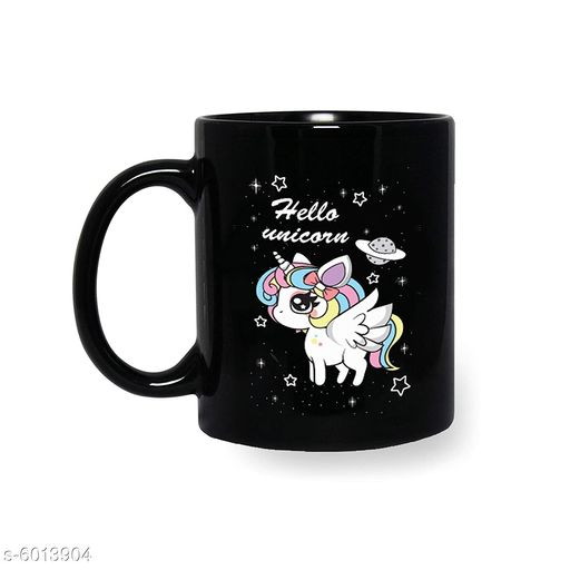 Accessories Stylish Mugs  *Material* Ceramic  *Pack* Pack of 1  *Capacity* 325 ml  *Sizes Available* Free Size *    Catalog Name: Attractive Mugs CatalogID_911802 C127-SC1621 Code: 933-6013904-