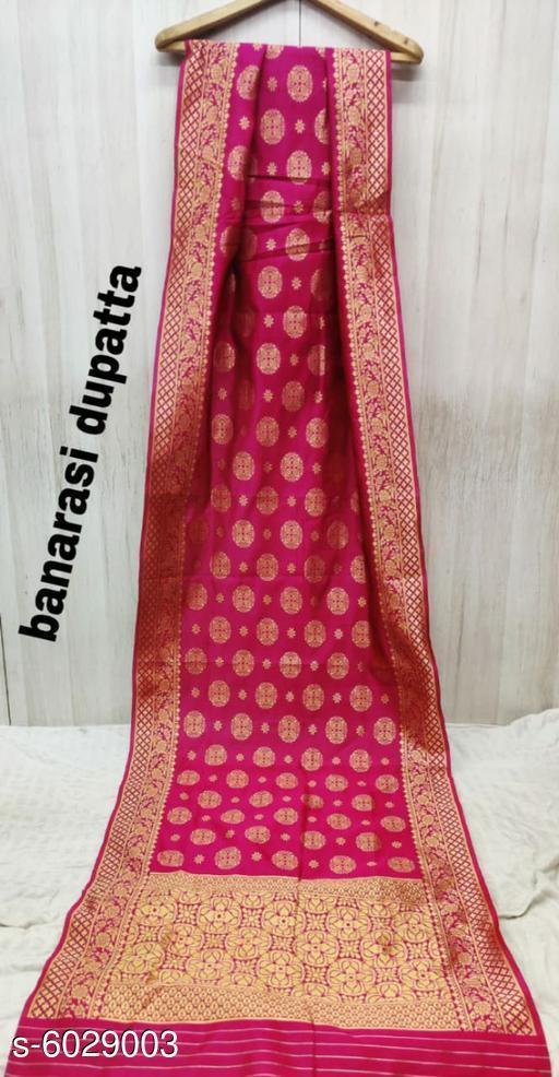 Gorgeous Fashionable Women Dupattas