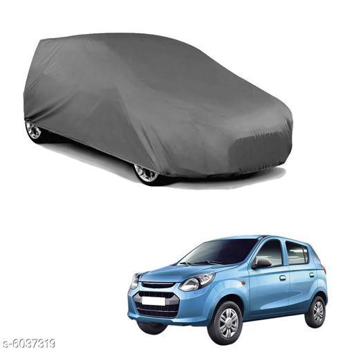 Attractive Soild Car Cover