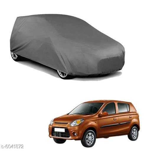 Attractive Solid Car Cover