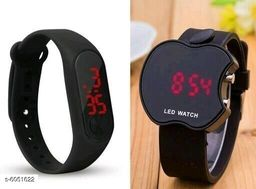 Stylish Rubber Kid's Watches