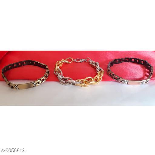 Beautiful Metal Men Bracelets