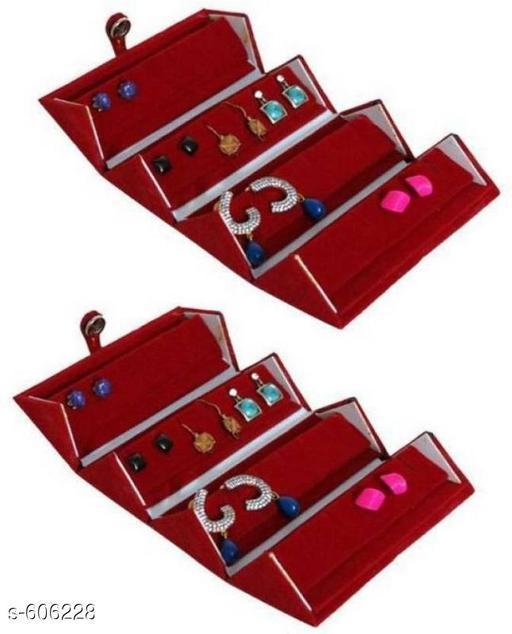 12 Pair Earring Folder (Pack Of 2)