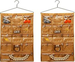 13 Pockets Wall Hanging Organiser (Pack Of 2)
