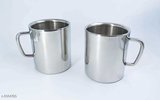 Divine Classy Stainless Steel Mug