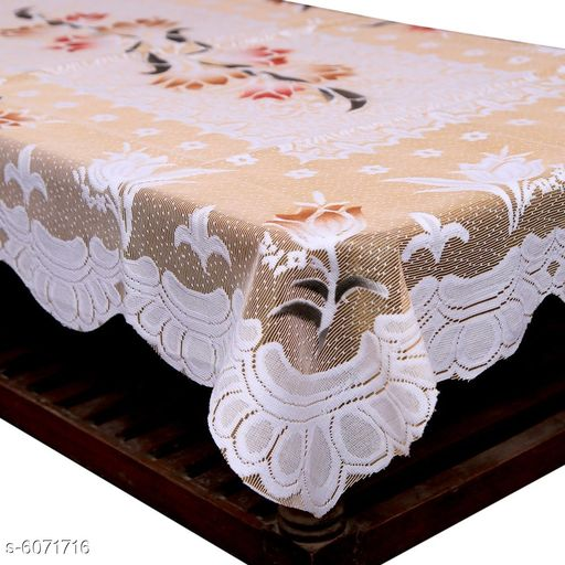 Forever groovy cotton Table cover